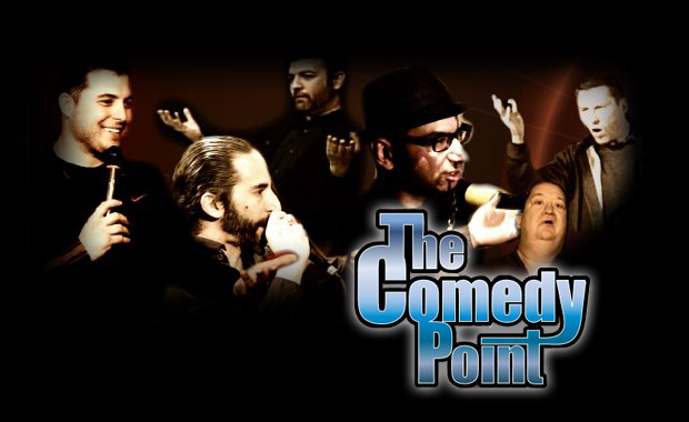 The Comedy Point – April 4th