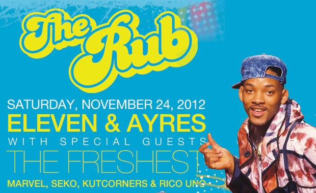 The Rub – November 2012