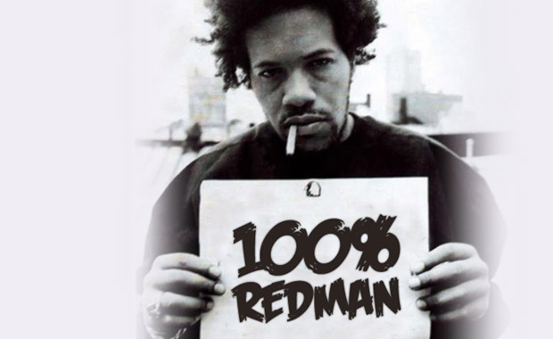 The Stick Up – 100% Redman