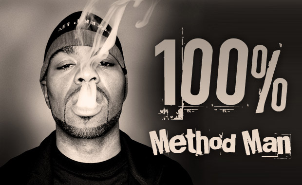 The Stick Up – 100% Method Man