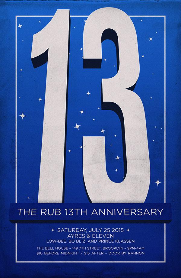 rub13th